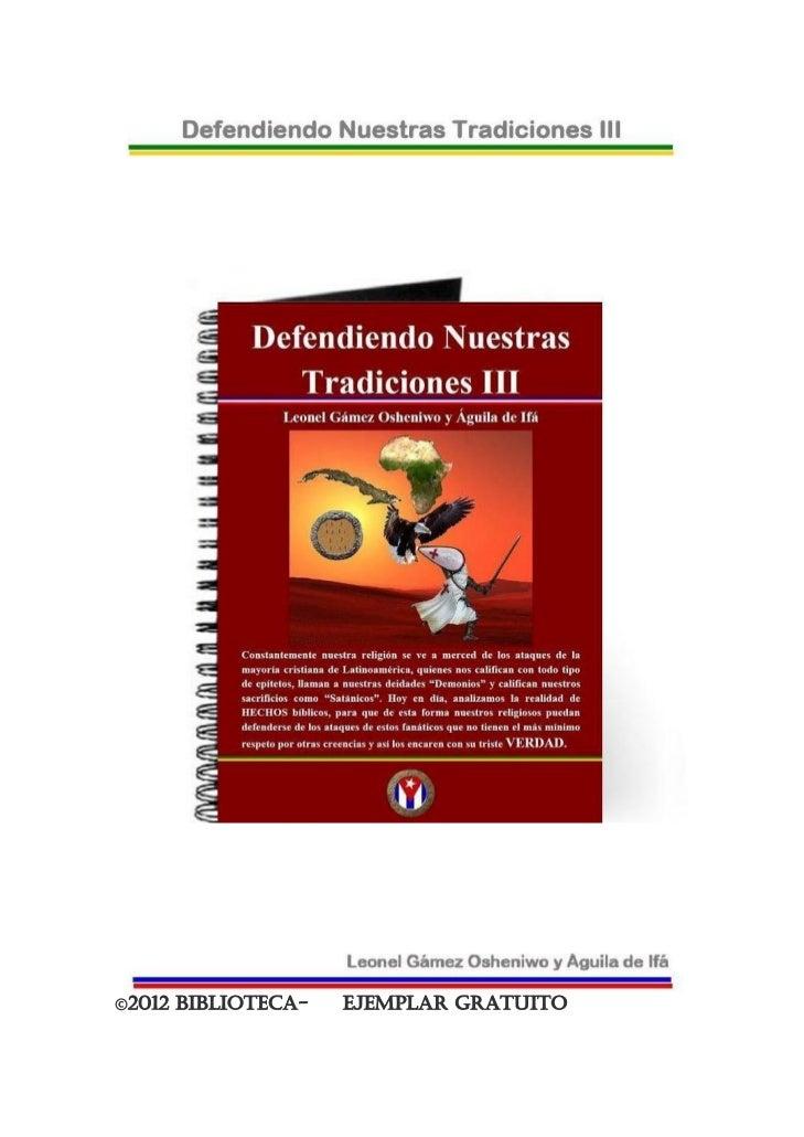 ©2012   BIBLIOTECA-   EJEMPLAR GRATUITO