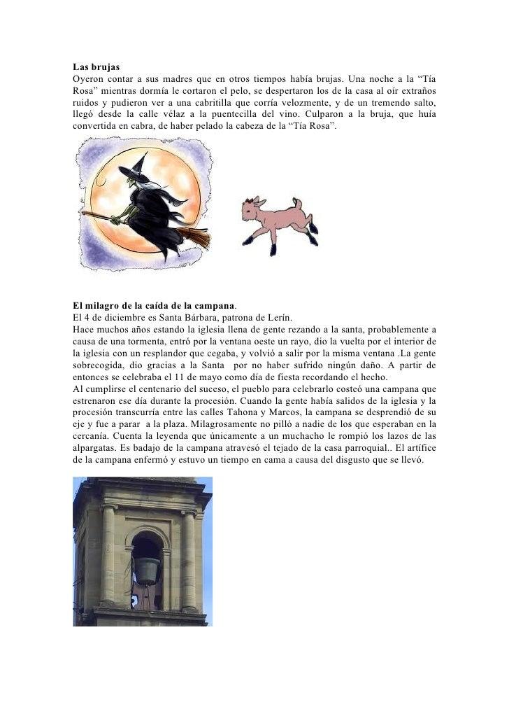 Las brujas y el milagro de la campana