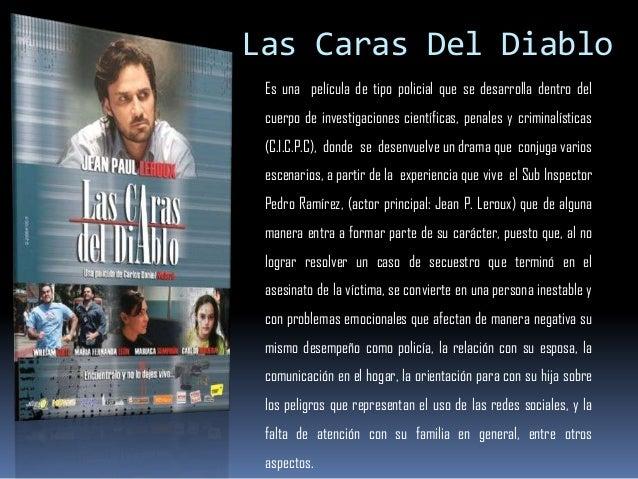 Es una película de tipo policial que se desarrolla dentro del cuerpo de investigaciones científicas, penales y criminalíst...