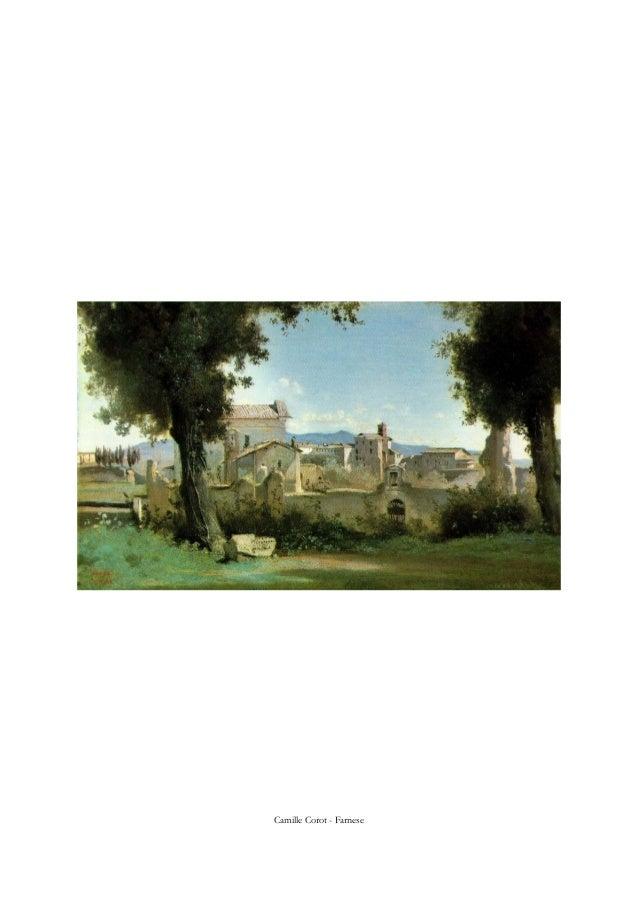 Camille Corot - Farnese