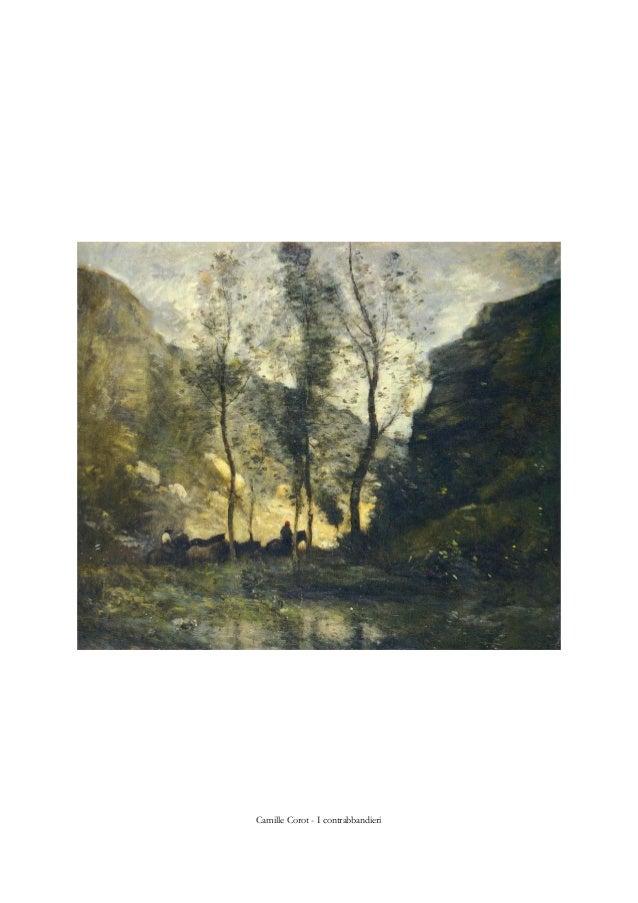 Camille Corot - I contrabbandieri