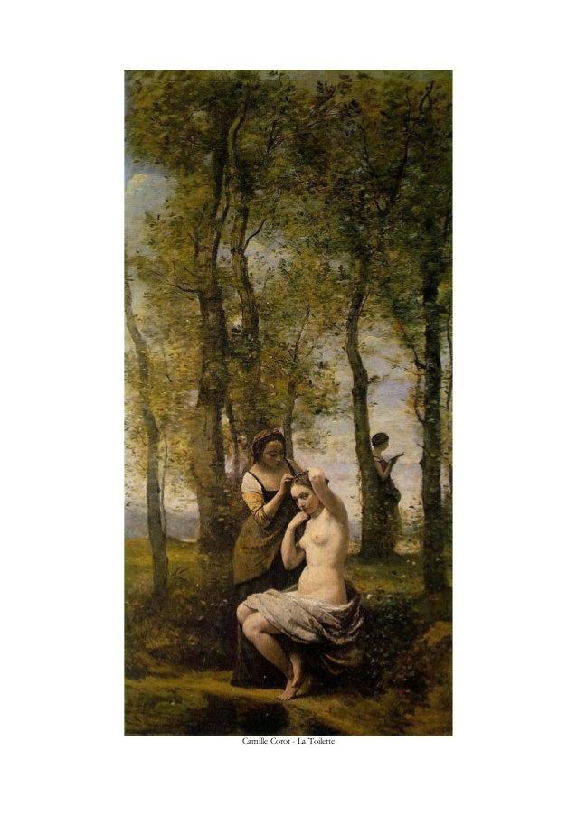 Camille Corot - La Toilette