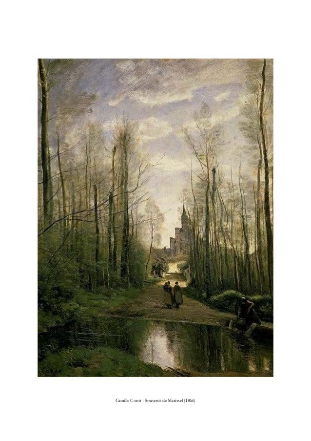 Camille Corot - Souvenir de Marissel (1866)