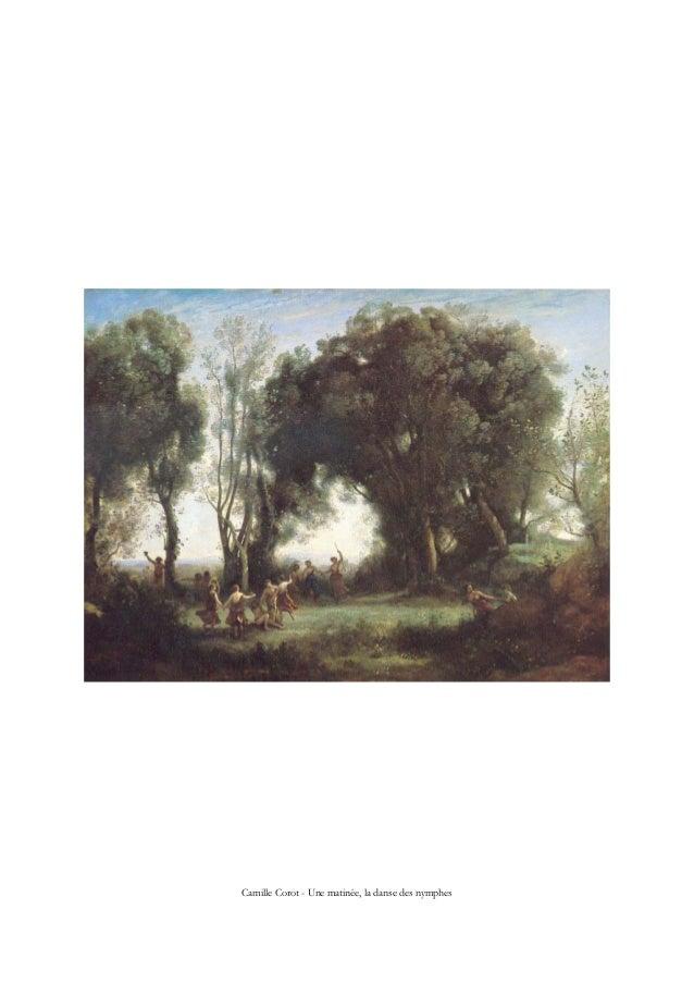 Camille Corot - Une matinée, la danse des nymphes