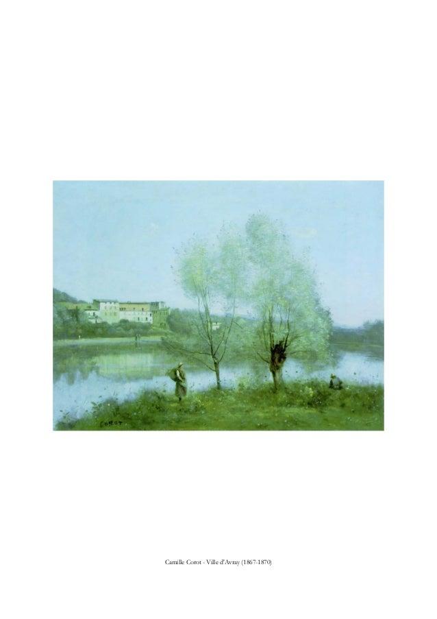 Camille Corot - Ville d'Avray (1867-1870)