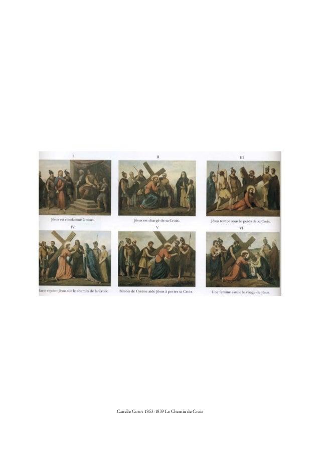 Camille Corot 1853-1859 Le Chemin de Croix