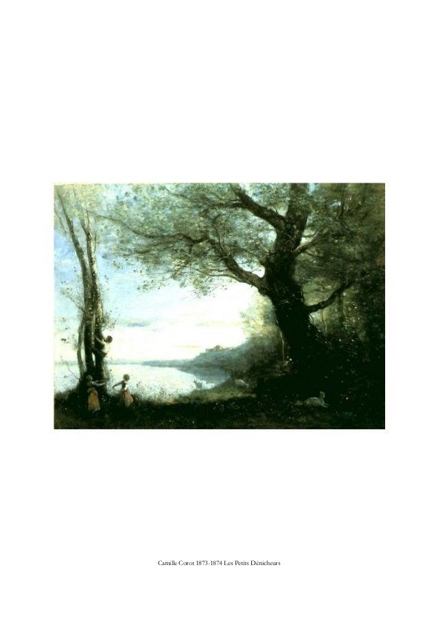 Camille Corot 1873-1874 Les Petits Dénicheurs
