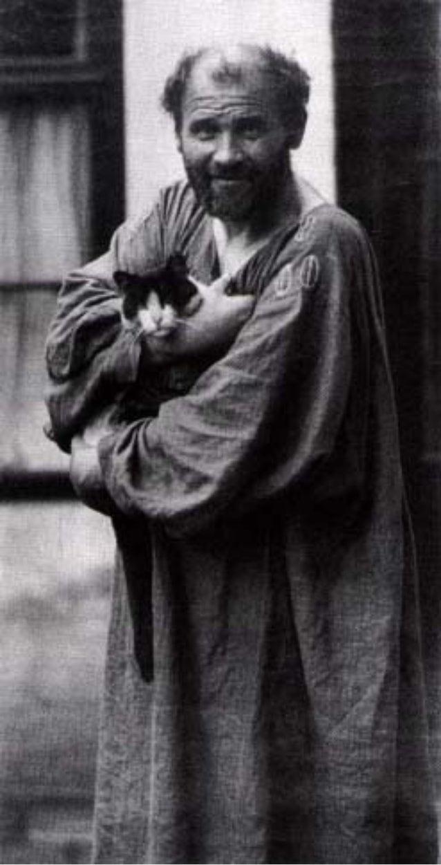 Las colecciones Gustav Klimt parte1