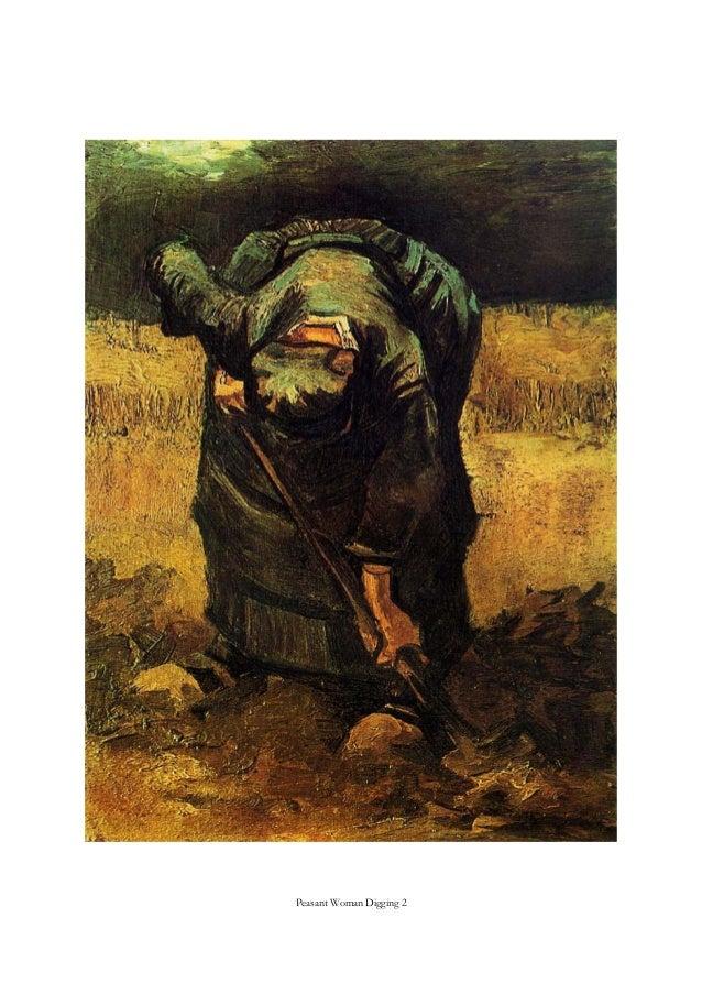 Peasant Woman Digging 2