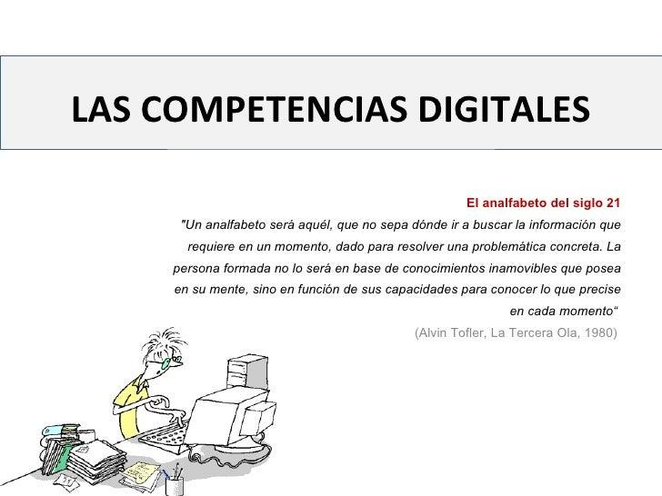 Las Competencias Digitales_conceptos básicos