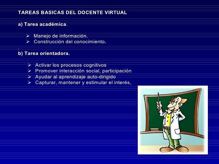 Las competencias docentes ante la virtualidad de la educación superior