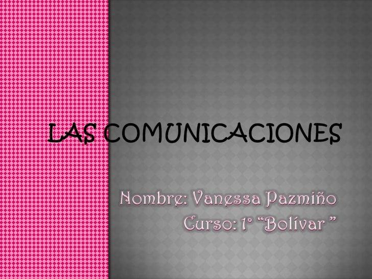 """ La  comunicación permite que los seres  humanos vivan juntos. Decir """"buenos  días"""" o hacer un gesto amistoso son  formas..."""
