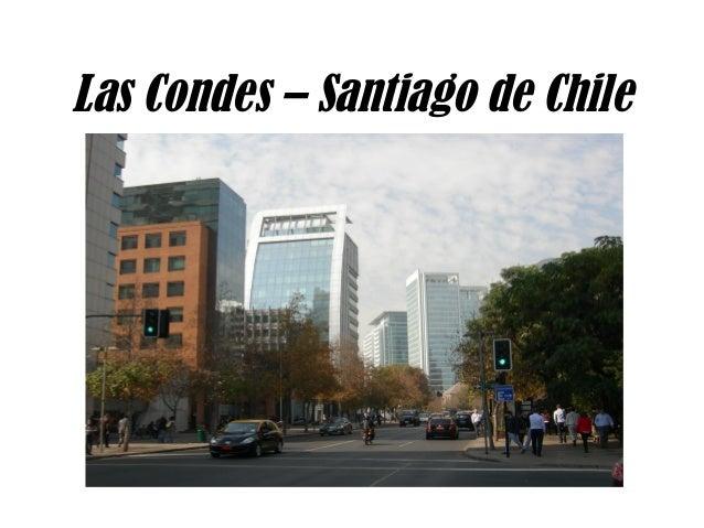 Las Condes – Santiago de Chile