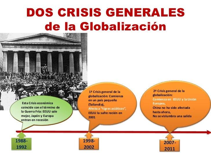 las crisis econ u00f3micas y la bolsa de valores