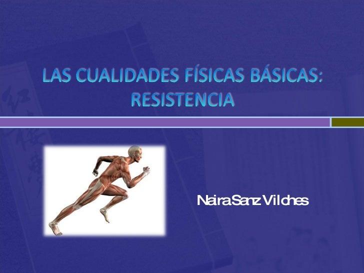 Naira Sanz Vilches
