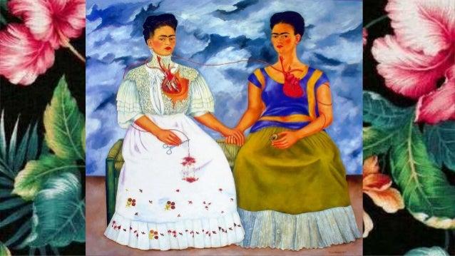 los dos fridas Mejor respuesta: esta pieza fue realizada en 1939, el año en que ella se divorcia de diego, se cree que las dos fridas es la expresión de los.