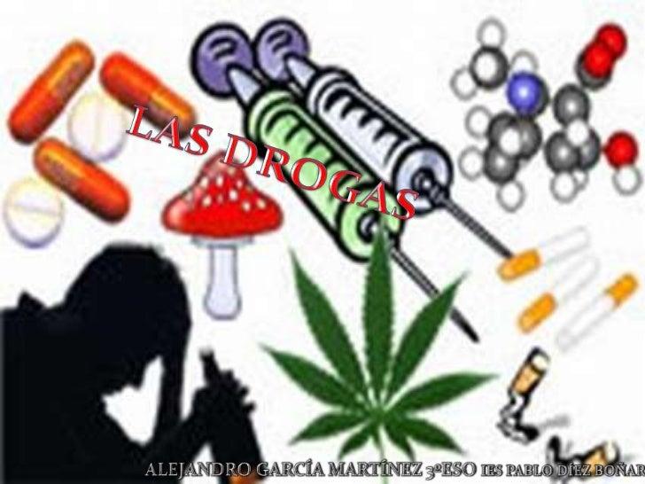 Clasificación de drogas según los efectosproducidos en el sistema nervioso.1. Depresoras.2. Estimulantes.3. Alucinógenas.
