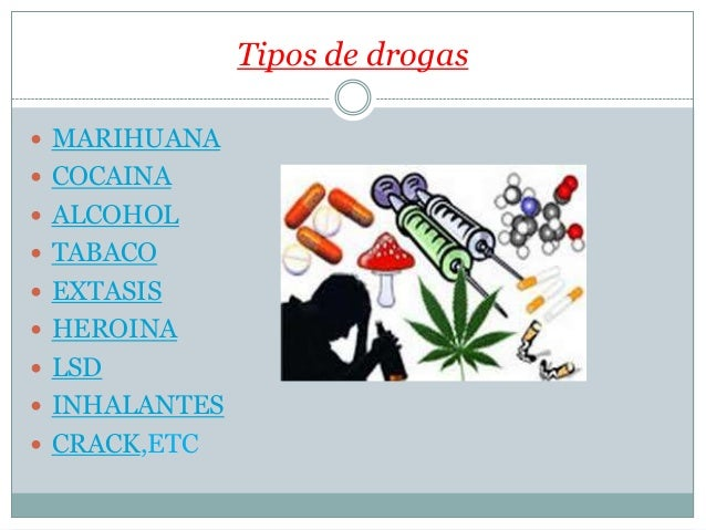 Las drogas Slide 3