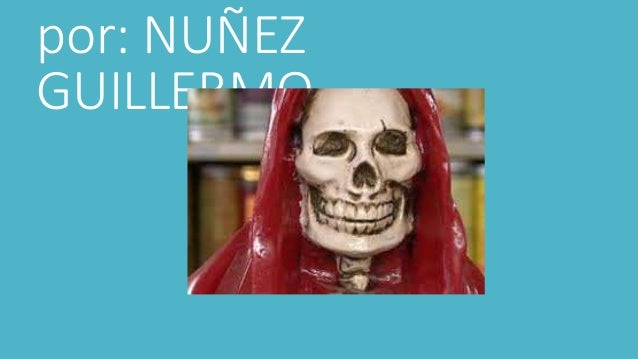 LAS DROGAS  por: NUÑEZ  GUILLERMO