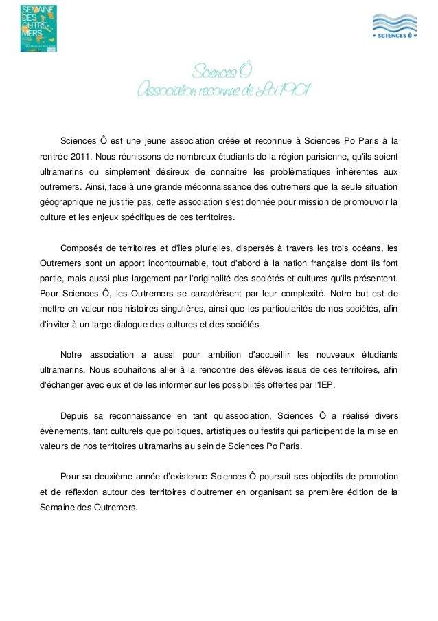 Sciences Ô est une jeune association créée et reconnue à Sciences Po Paris à la rentrée 2011. Nous réunissons de nombreux ...