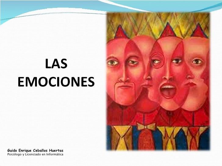 Guido Enrique Ceballos Huertas Psicólogo y Licenciado en Informática