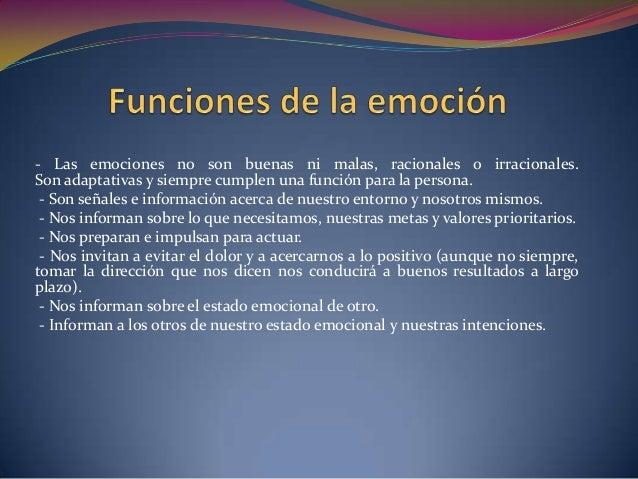 1.Emociones negativas:-Ira: rabia, cólera, rencor, odio, furia, indignación, resentimiento, aversión, exasperación,tensión...