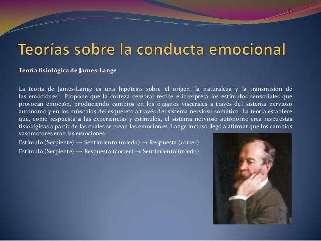 Teoría de Canon-Bard.Según esta teoría los estímulos emocionales tienen dos efectos excitatorios independientes: provocant...