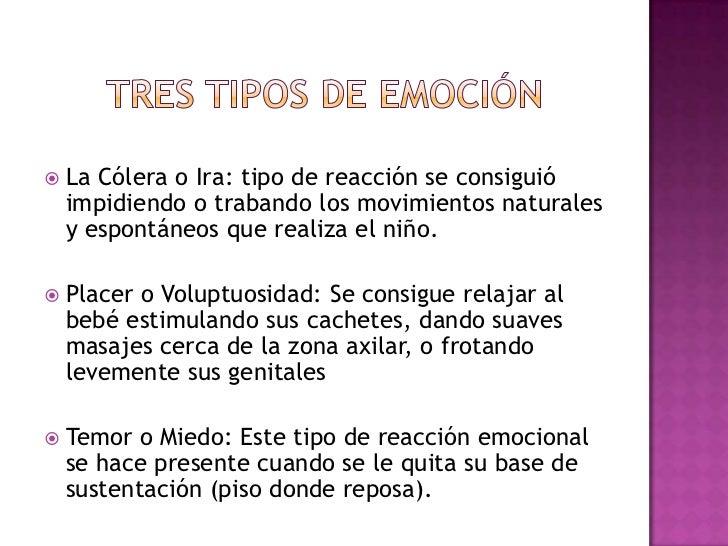 Las emociones en los niños Slide 3