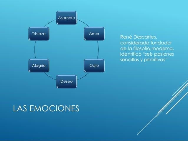 Las Emociones Y Los Estados De Animo