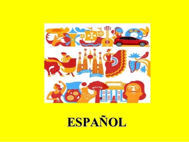 ESPAÑOLESPAÑOL