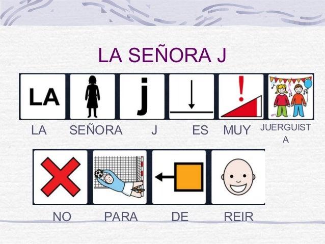 LA SEÑORA J LA SEÑORA J ES MUY JUERGUIST A NO PARA DE REIR
