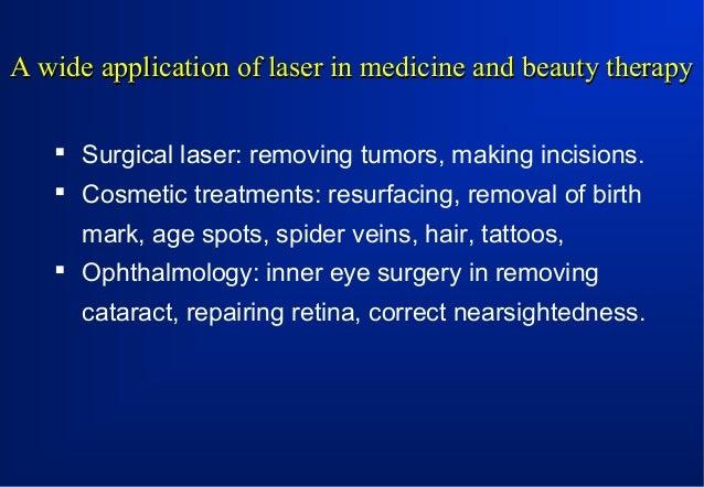 laser light resurfacing