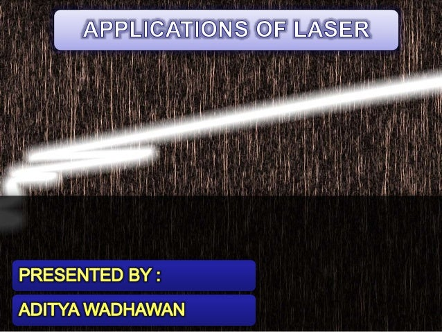 Laser spectroscopy is used in many different forms and in a wide range of applications. For example, atmospheric physics a...