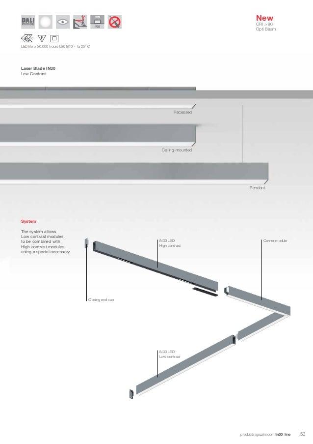 iguzzini laser blade. Black Bedroom Furniture Sets. Home Design Ideas