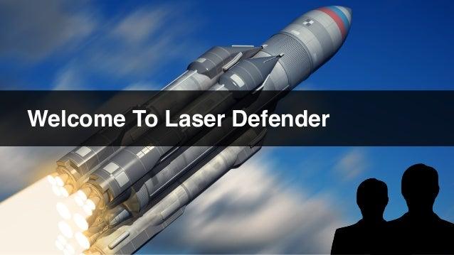 Laser Defender Game in Unity3D