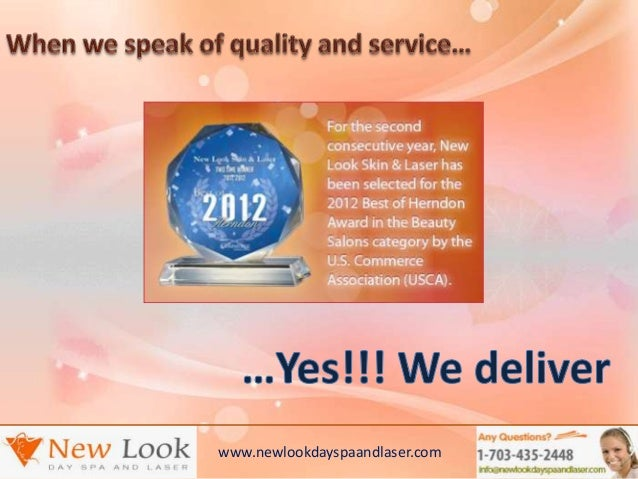 www.newlookdayspaandlaser.com