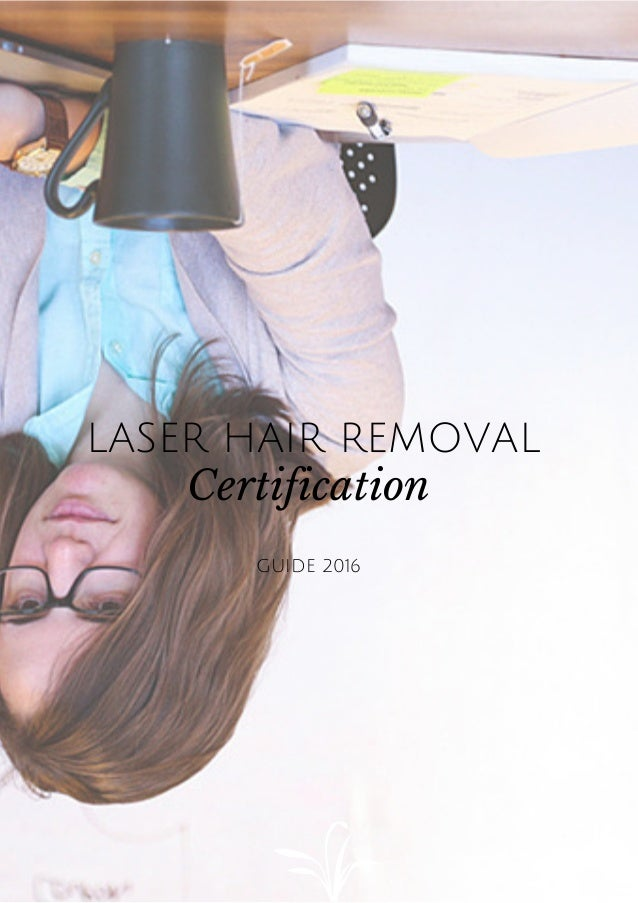Laser Hair Removal Certification