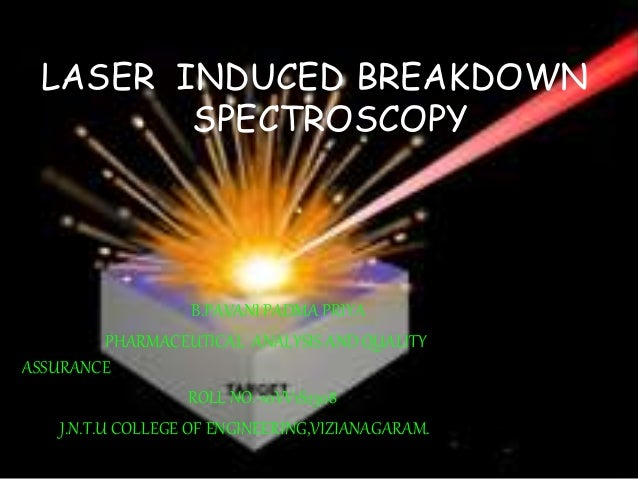Laser-induced breakdown spectroscopy : theory and applications