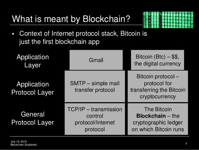 Bitcoin and Blockchain Explained: Cryptocitizen Smartnetwork Trust