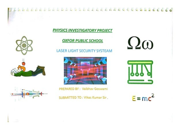 Physics Investigatory Projects For Class 12 Cbse Free – Fondos de