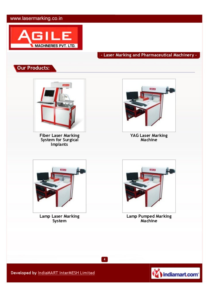 Agile Machineries Private Limited Ahmedabad Laser
