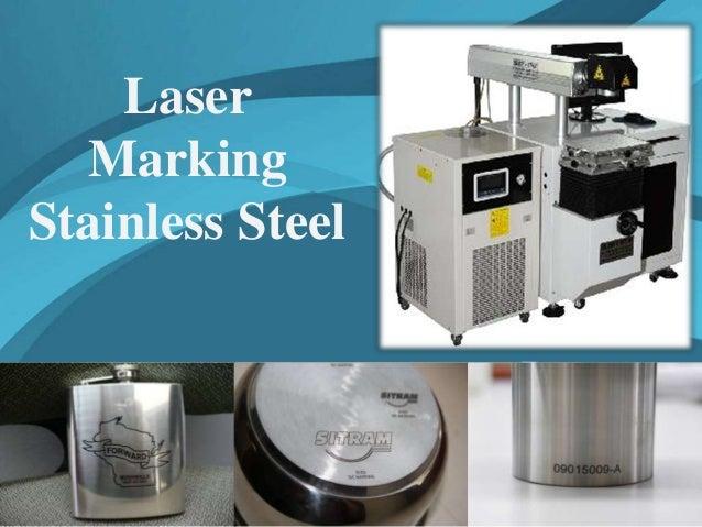 Laser  MarkingStainless Steel