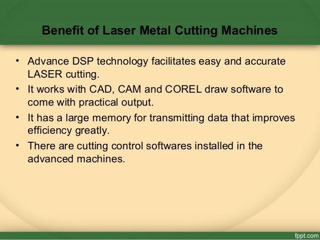 Laser Metal Cutting Machines