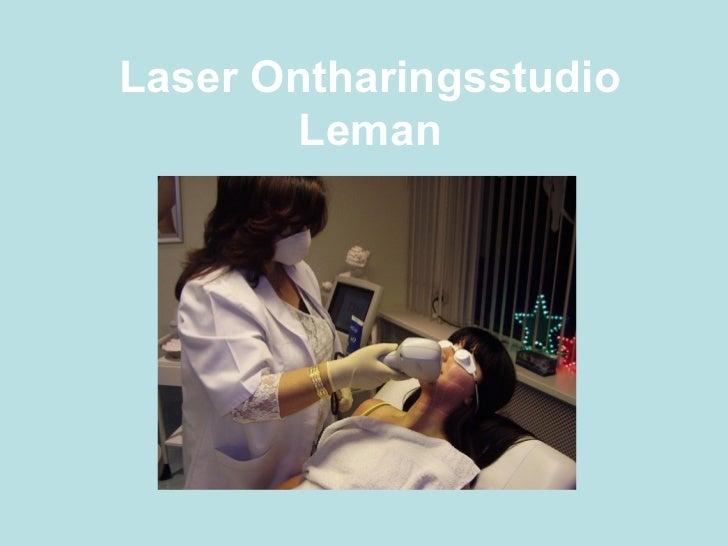 Laser Ontharingsstudio Leman