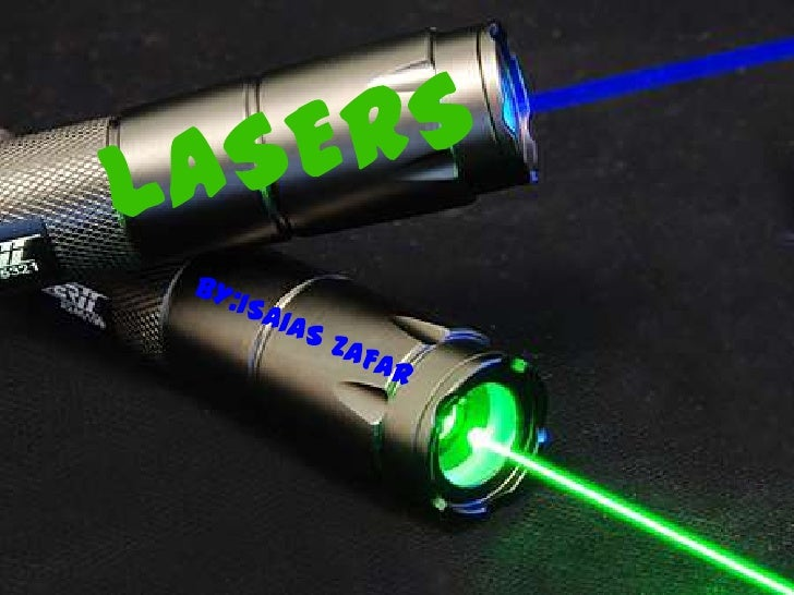 WHAT IS A LASER?A Laser is a device that produces a narrow beam of coherentlight. The word laser comes from a phrase that ...
