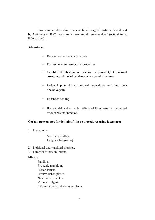 Laser Applications in Oral and Maxillofacial Surgery 1e