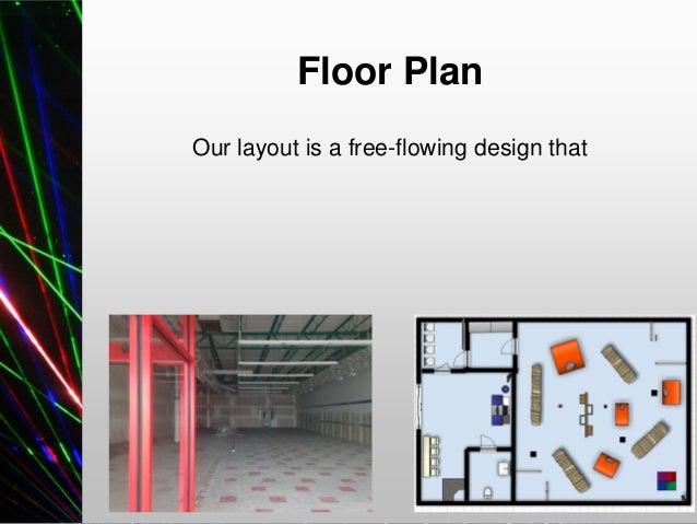 Laser Tag Floor Plan: Laser Tag Bam101