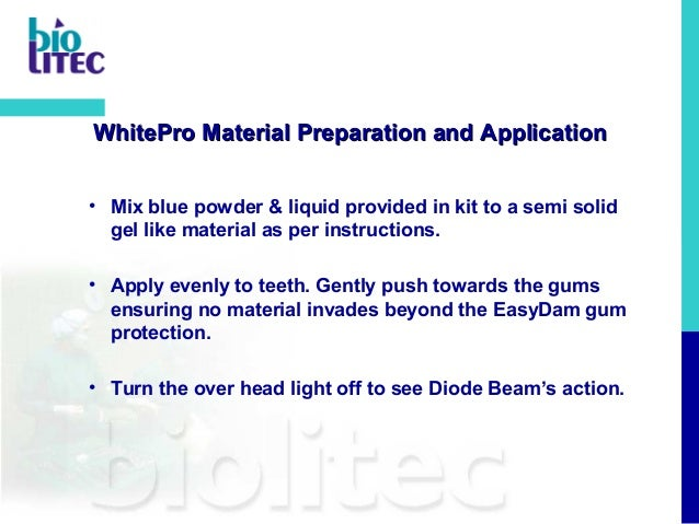 Laser Tooth Whitening