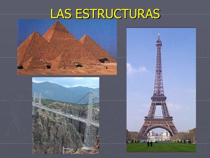 Las estructuras 1º ESO