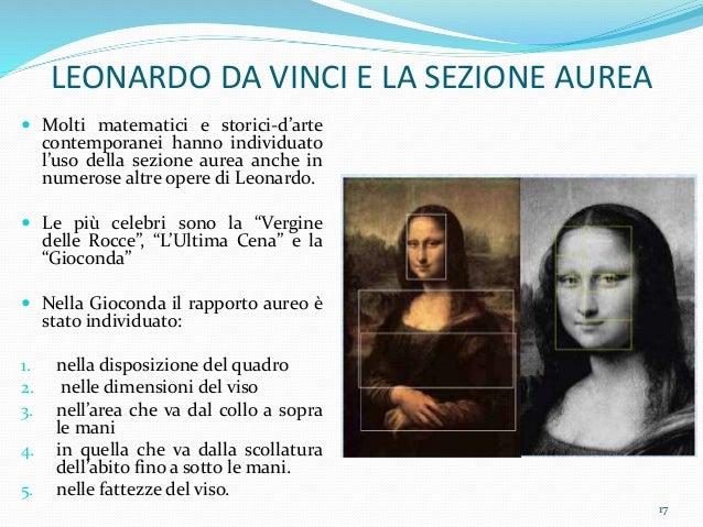 La Sezione Aurea Matematica Arte Natura E Tanto Altro Lessons Blendspace